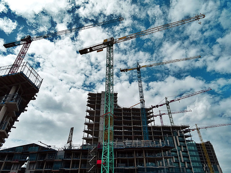The Importance of Cranes in the Construction Industry