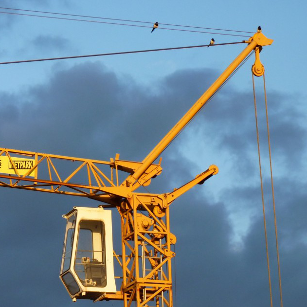 How to Become a Crane Operator Driver